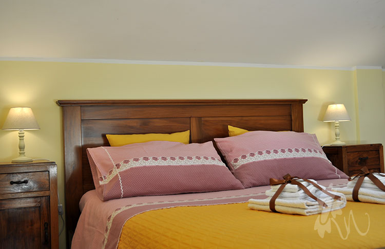Monet room Rest in Fiera B&B Rome Fiumicino Airport